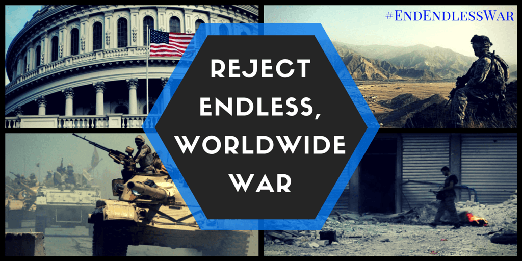 Reject War