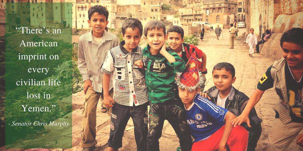 Yemen petition unbranded